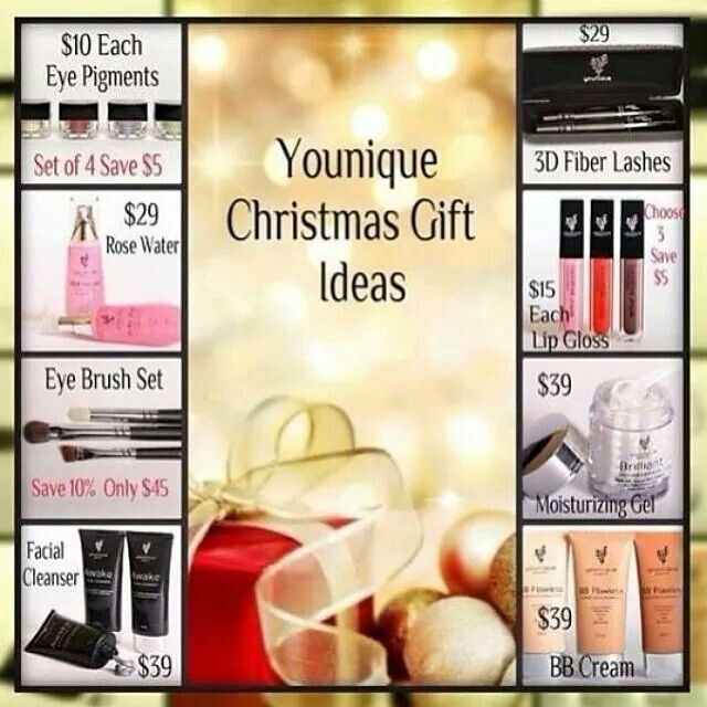 Younique Christmas Gifts!