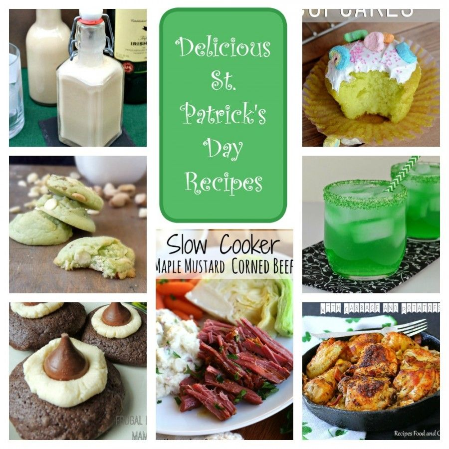 Must make Saint Patrick's Day Recipes! Savory and sweet as well as some beverages that will make you dance the Irish jig! The Foodie Affair #recipes #stpatricksday