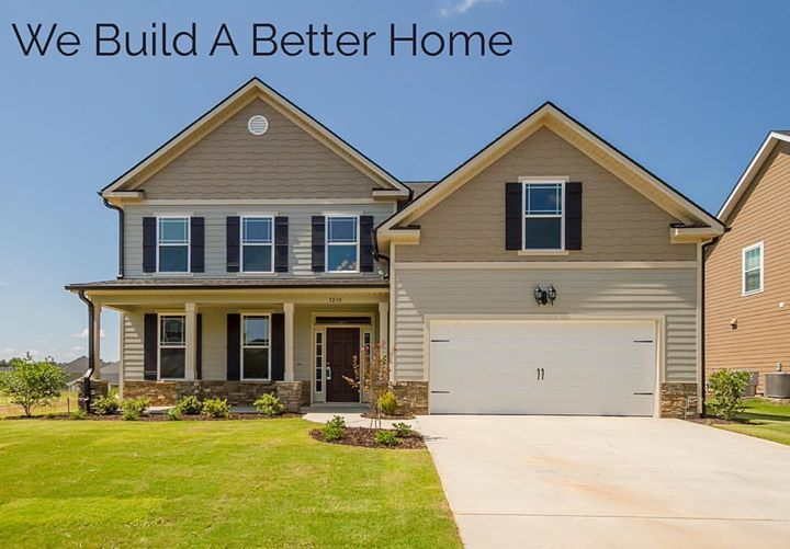 Choose Wisely Choose An Ivey Home Iveyhomes Newhome Builder Exterior Betterbuilt Ivey Homes Is An Award Winni Building A House Home Builders House Styles