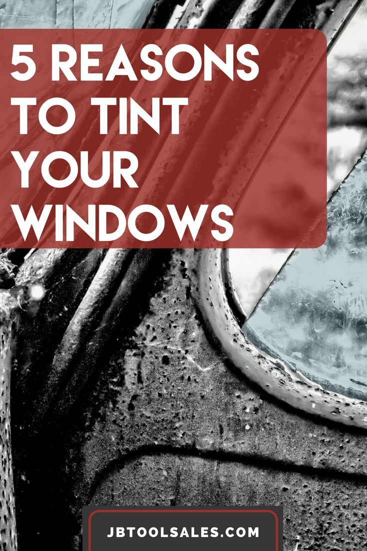 Tinted windows are one of the easiest do it yourself car 5 reasons to tint your windows tinted windows are one of the easiest do it yourself car modifications solutioingenieria Images