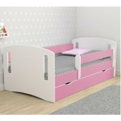Funktionsbett Lester Mit Matratze Und Schublade In 2020 Bed Storage Kids Bed Canopy Bed With Drawers