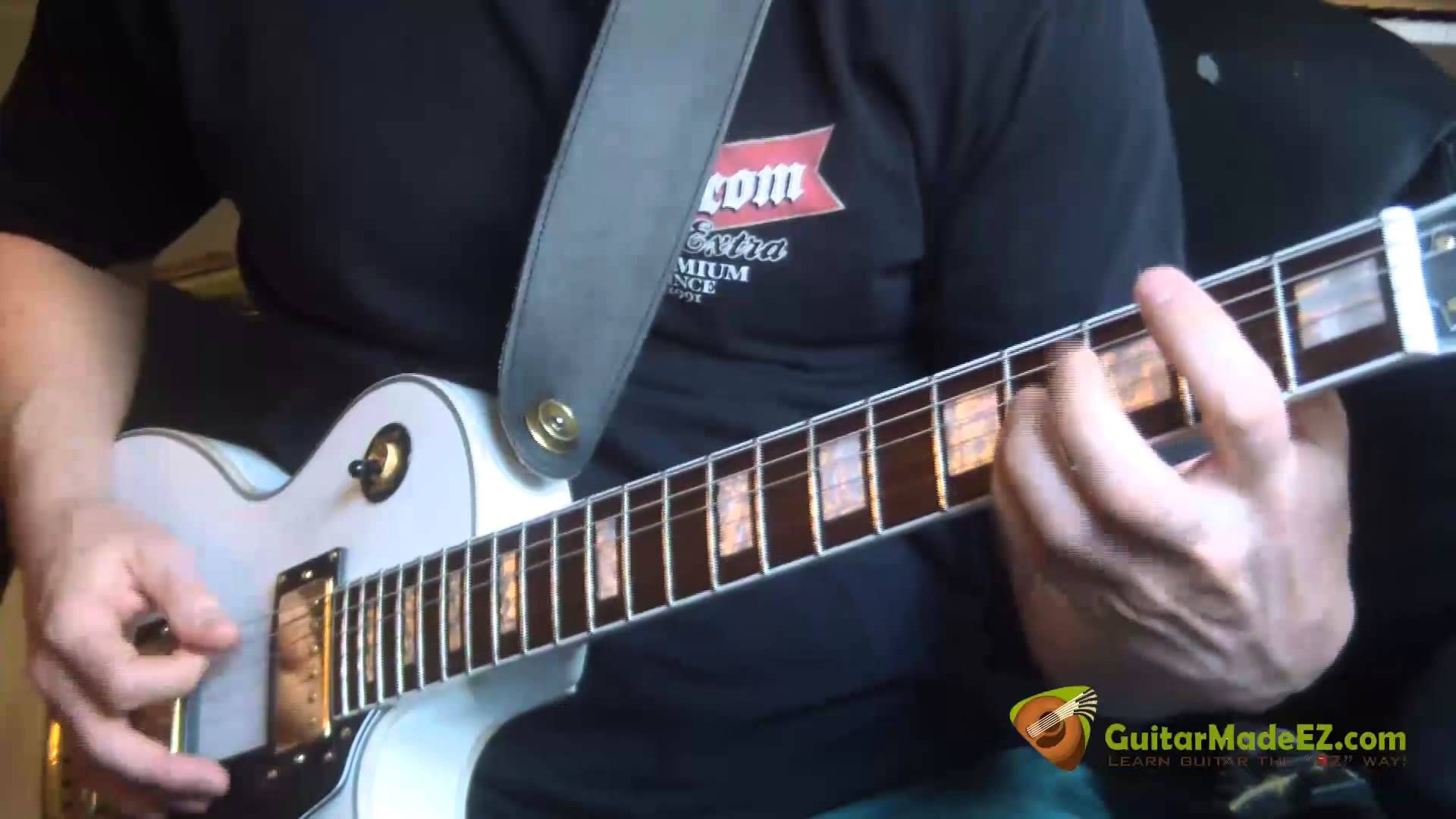 Led Zeppelin What is and what should never be Guitar Lesson ...