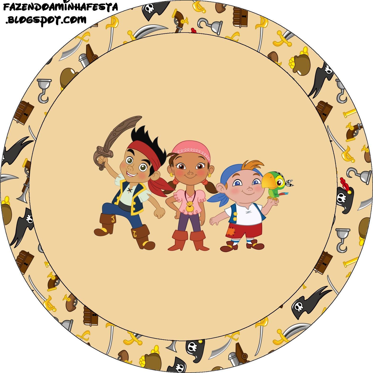картинки пирата для печати на торт районе