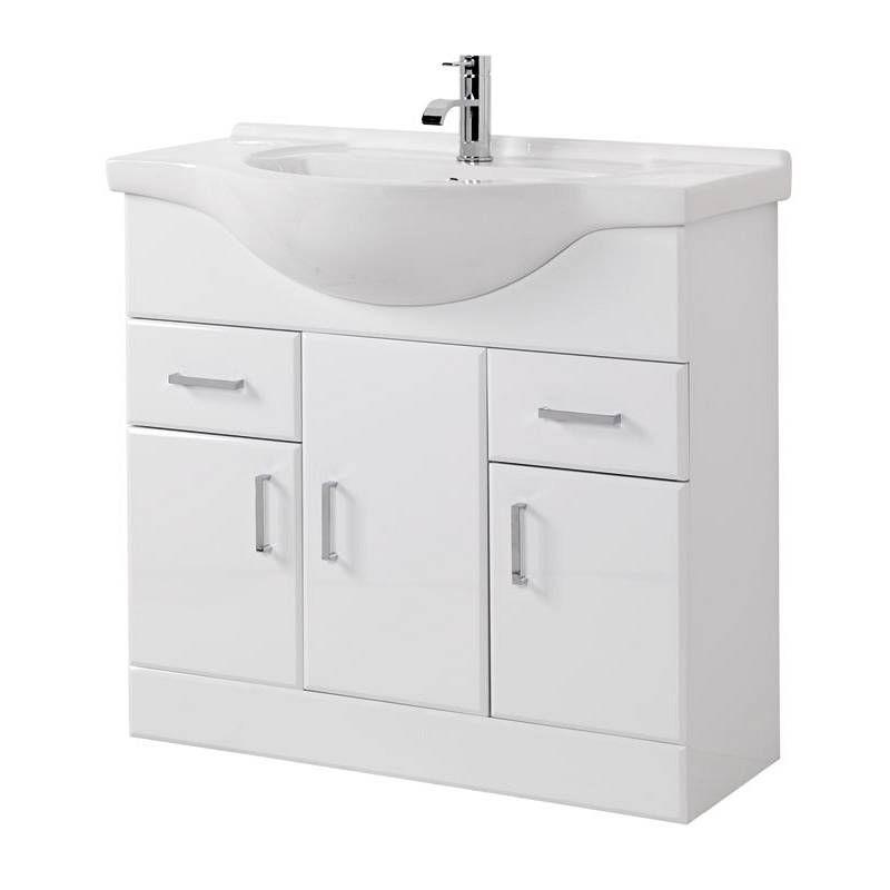 Sienna 85 Vanity Unit   Basin. Sienna 85 Vanity Unit   Basin   Victoria Plumb Bathrooms