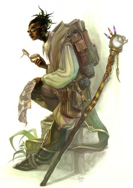 Deep Elf Artificer Rpg Divine Sages Pinterest Fantasy Fantasy