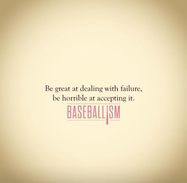Baseball Quote Awesome Baseball Quote Quotes Sayings And Such Pinterest Baseball