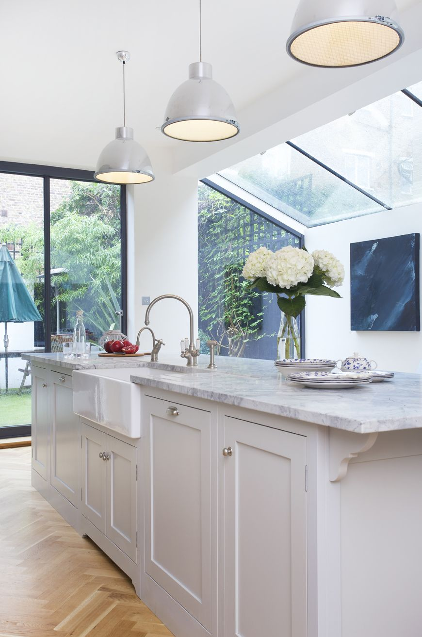 Charlie Kingham West London Victorian Town House | A hardwood shaker ...