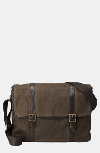 3c9b528fa8 Fossil 'Estate East/West' Messenger Bag available at #Nordstrom ...