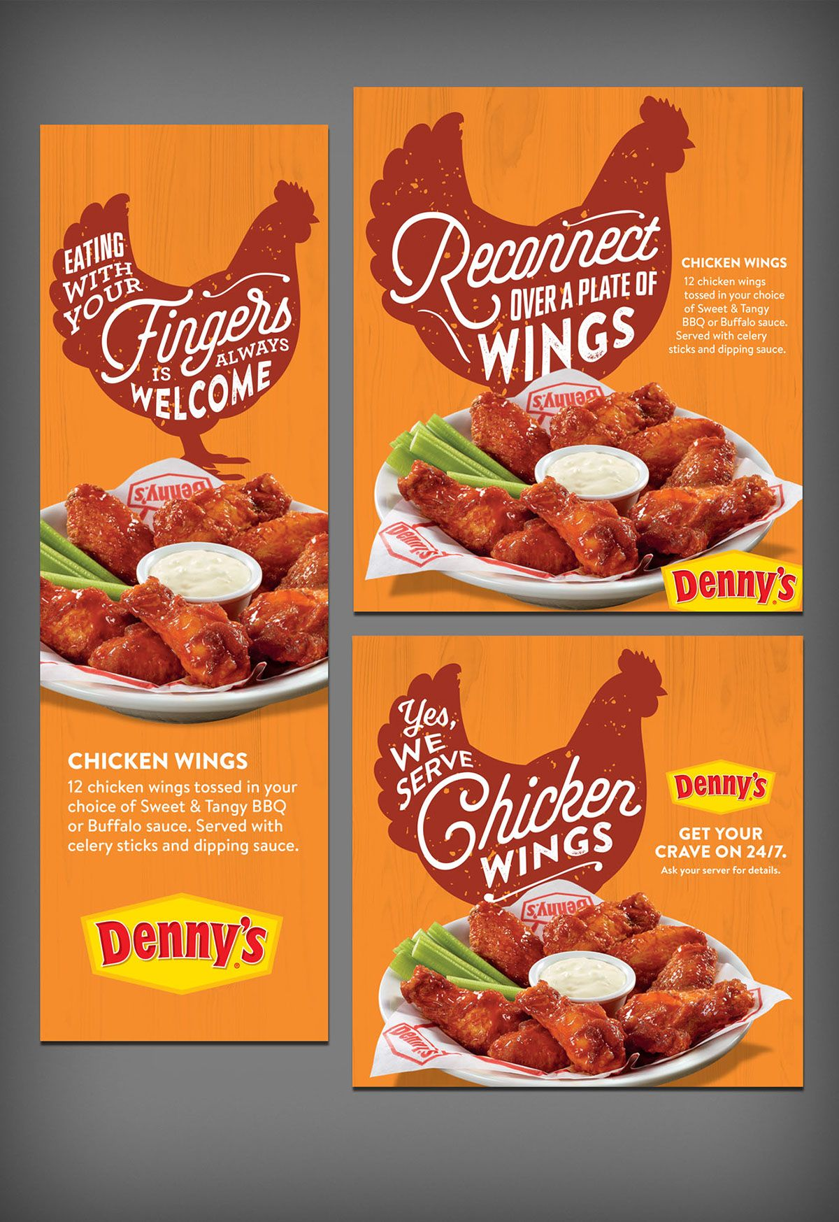 Denny S Franchisee Internal Promo Designs On Behance In 2020 Food Menu Design Food Poster Design Food Advertising