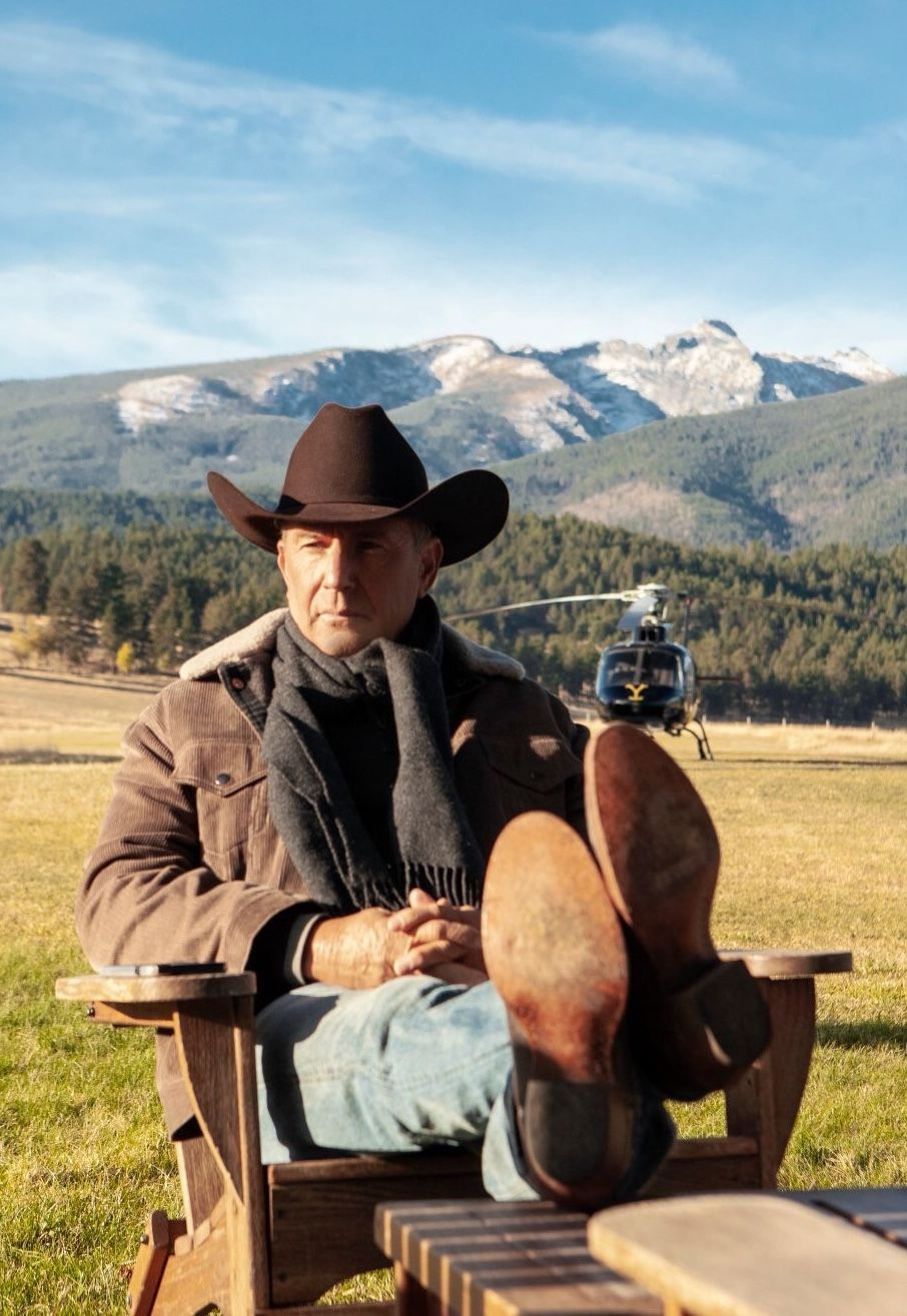 Yellowstone Tv Series Yellowstone Yellowstone Series Cowboy Outfits