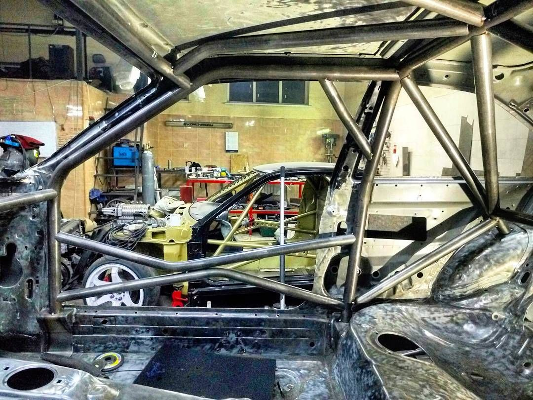 Welding Jobs Near Me Tube chassis, Modified cars, Car