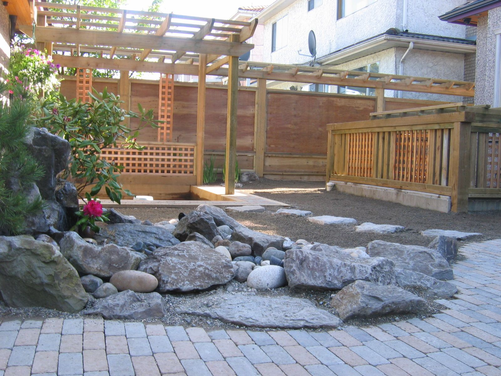 BUOM Projects Inc. landscaping design. Vancouver BC ...