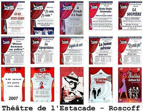 15 années de théâtre - Troupe de l'Estacade - Roscoff