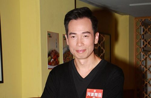Currently filming a drama about marital problems, Moses Chan said he is not worried about his own marriage.