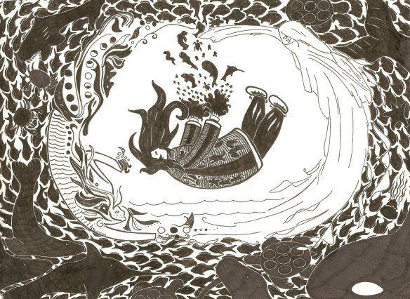 Sedna, Goddess of the Frozen Depths | Inuit art, Native ...