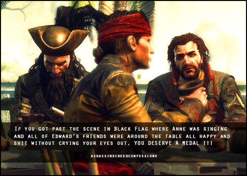 Assassin S Creed Confessions Assassins Creed Assassian Creed Assassins Creed Black Flag