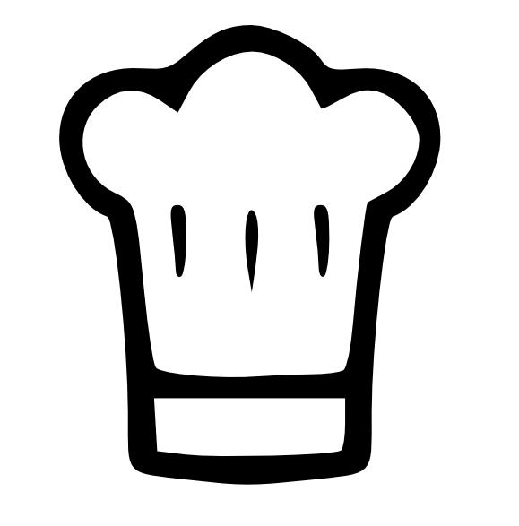 Chef S Hat Or Toque Svg Cartoon Chef Chefs Hat Cartoon Clip Art