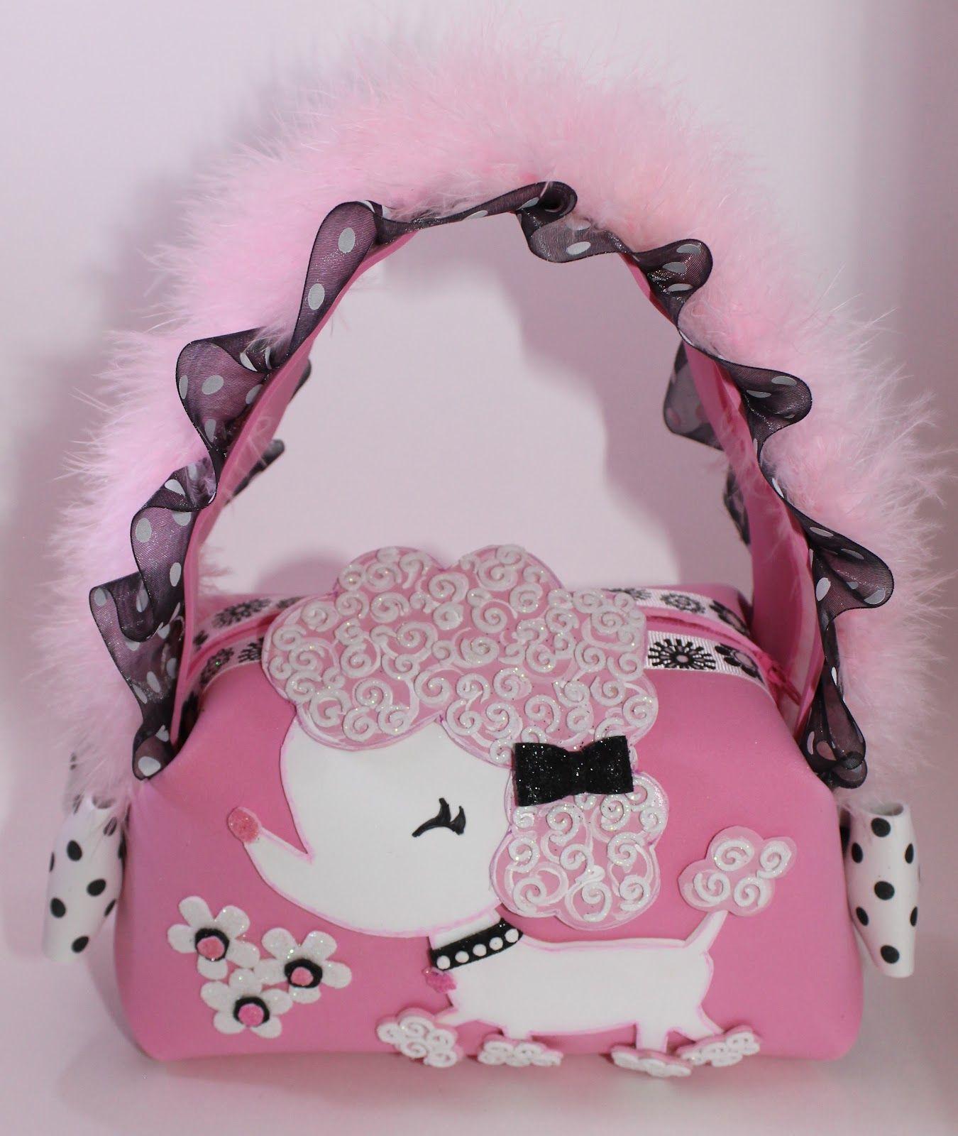 a8c82e020 bolsa de foami para niñas | Ideas creativas✨ | Kids purse, Foam ...