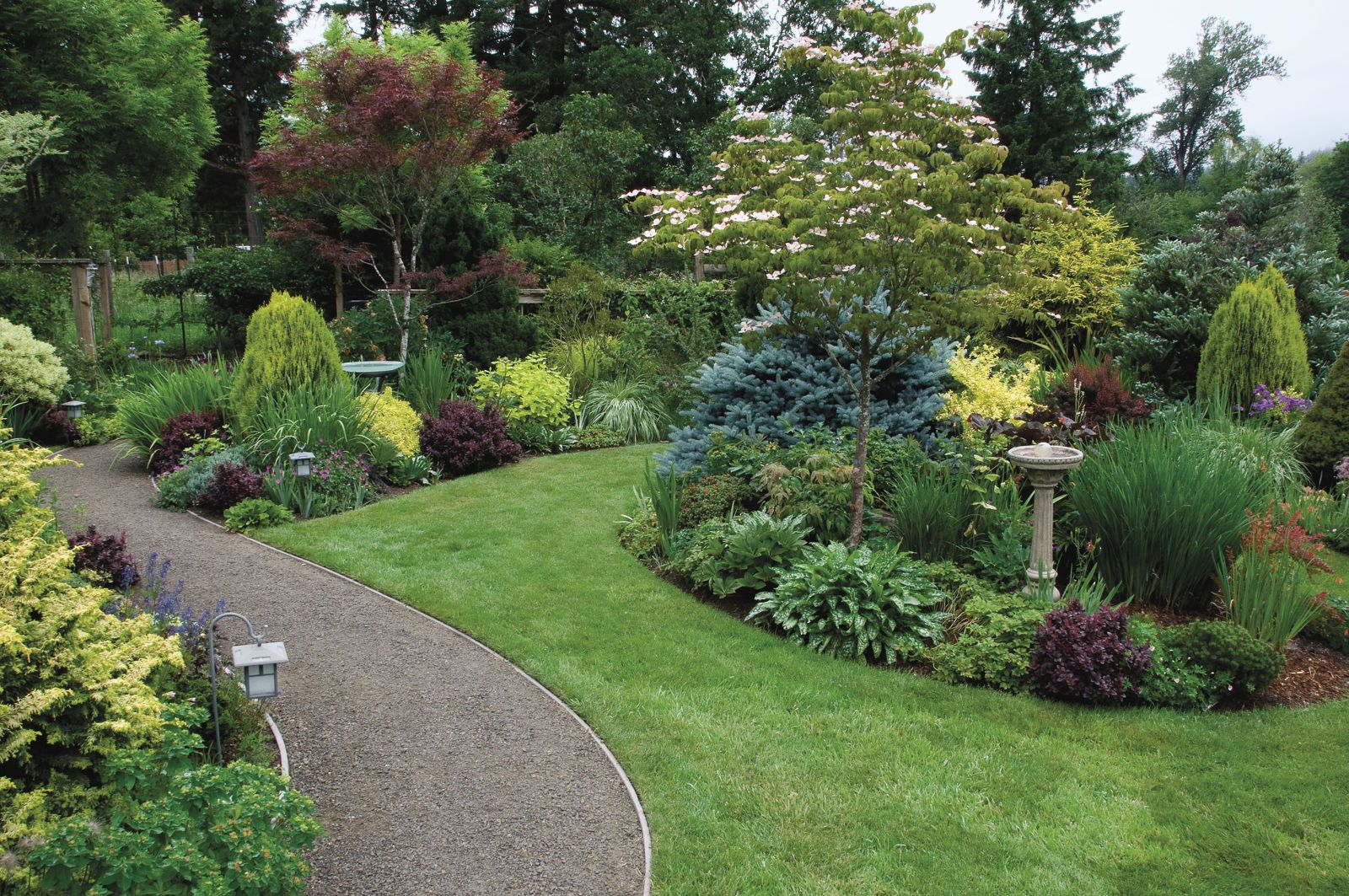 Two Secrets to Great Garden Design (With images)  Garden design