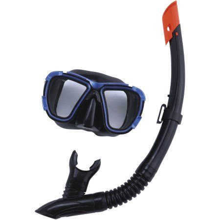 6c1a90035375a9 Hydro-Pro Blacksea Mask and Snorkel Set, Blue | Products ...