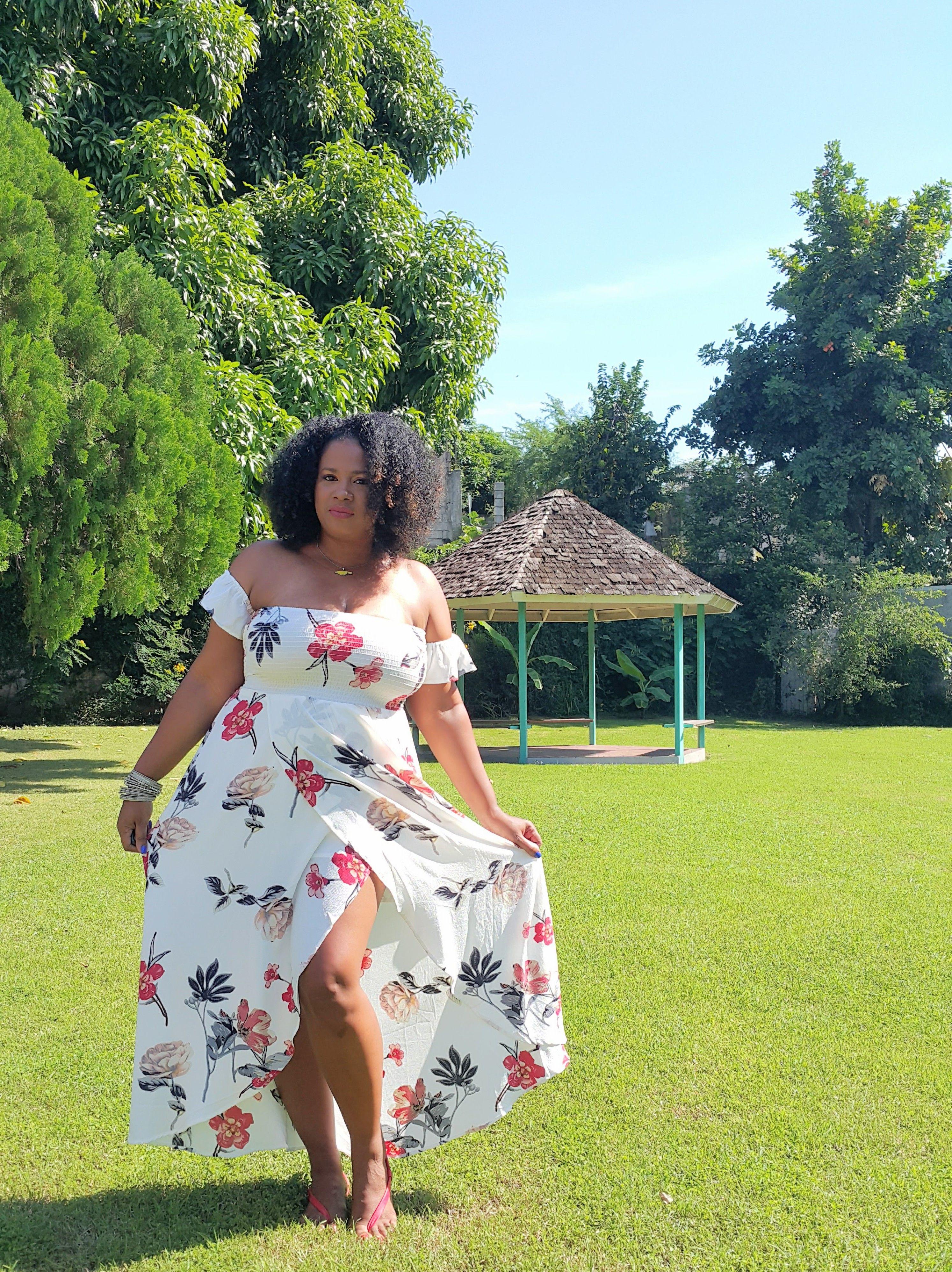 Summer Backyard Wedding Guest Dress
