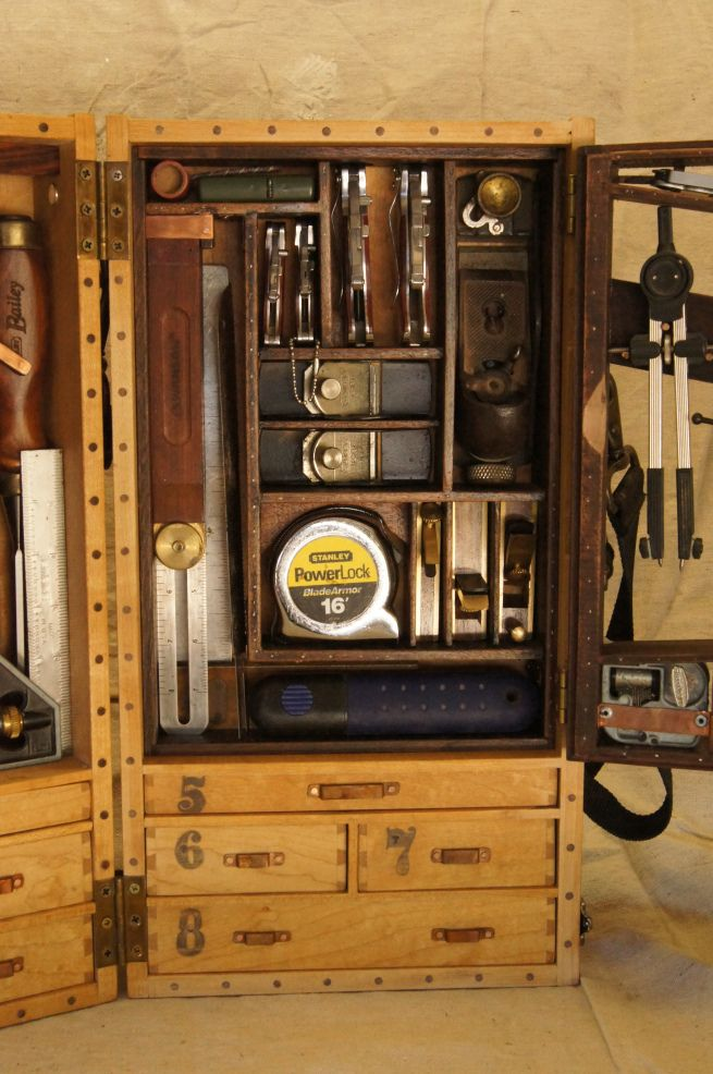 Wooden Toolbox a new design Tool box, Wood tool box