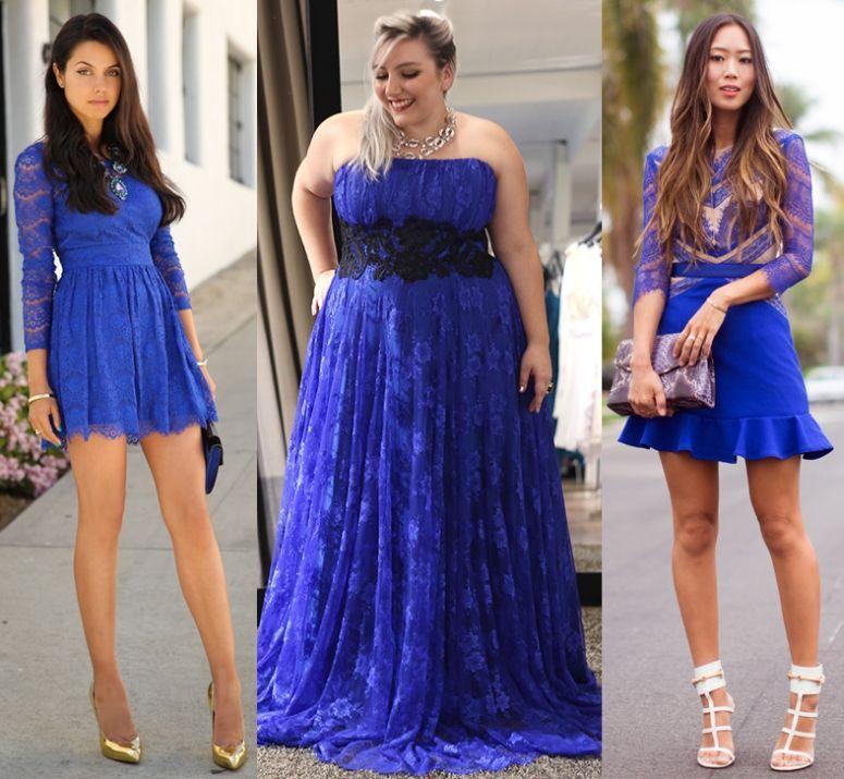 baffd7abe Azul royal: como criar looks elegantes e atuais com essa cor mega ...