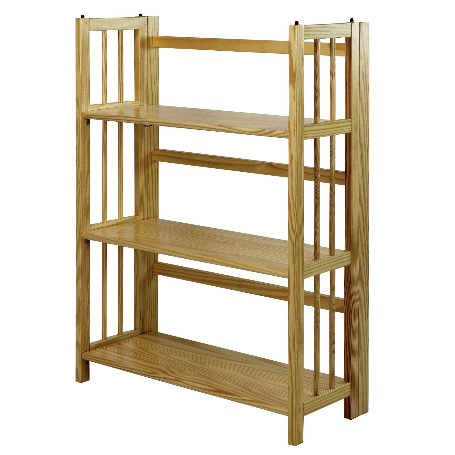 is wood folding shows in handy that stackable come craft shelving shelf for portable pin might bookshelf collapsible this a