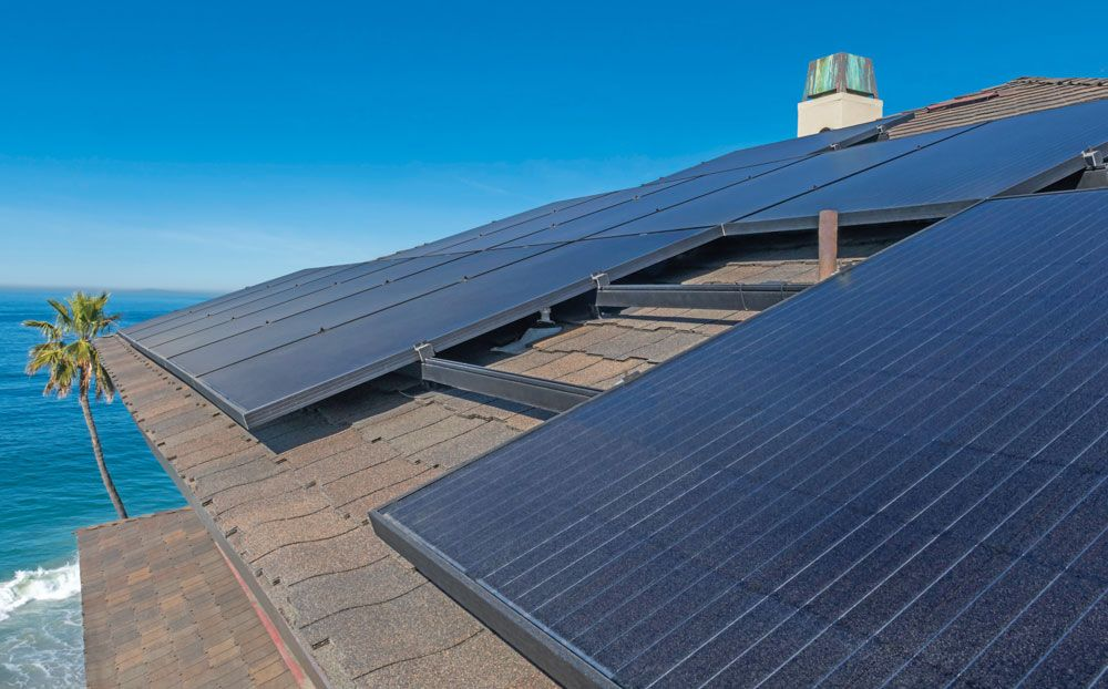 CertainTeed showcases solar tiles roofing at Pacific Coast