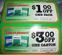 newport cigarette coupons x3 300 off 1 carton newport coupons exp 10