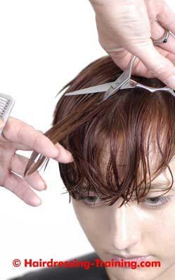 Advanced hair cutting techniques | Helpful Tips | Pinterest | Hair ...