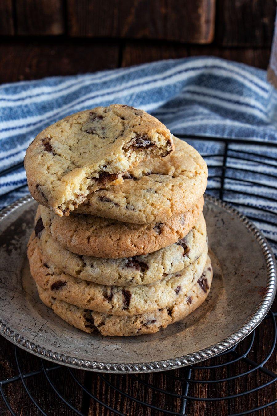 Weltbeste Lieblingscookies American Cookies Rezept Mit Schokolade Rezept Kekse Backen Rezept Cookies Rezept Vegane Kekse Rezept