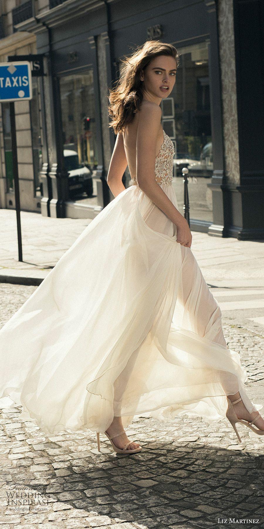 Liz Martinez 2018 Wedding Dresses | Pinterest | Brautkleider