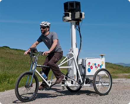 GOOGLE MAPS Bike tracker can also be used. for mapping of ... on google employee on a bicycle, google view my house, google bikes on campus, sketchup bicycle, bing maps bicycle, google austin texas, google android,
