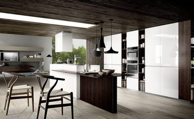 Moderne Küchen aus Italien faszinieren mit Intelligenz und