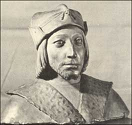 Bust of Charles VIII of France