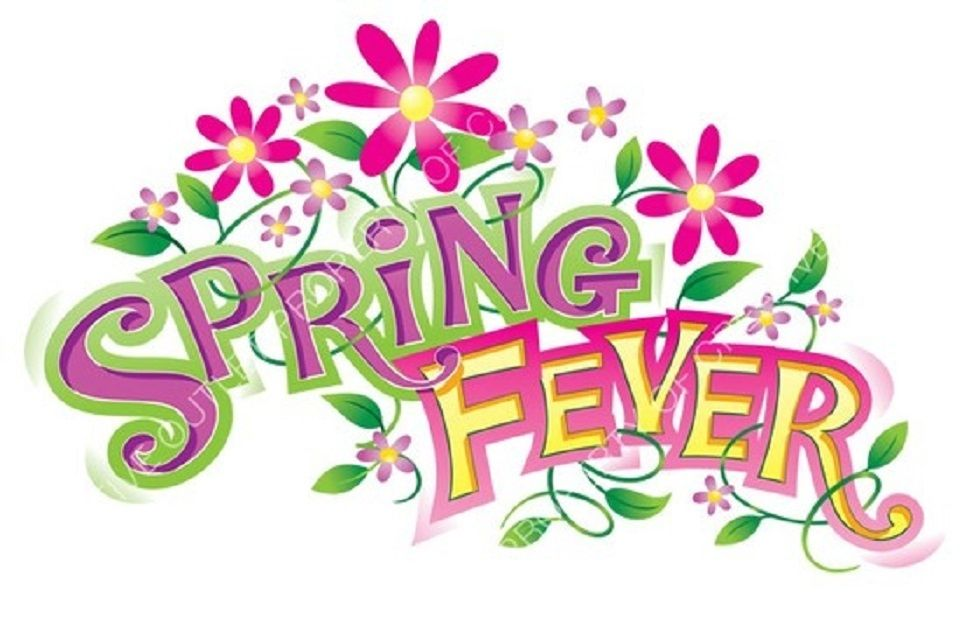 Dinner Menus That Tell You Spring Is Coming | Spring clipart, Spring  quotes, Clip art