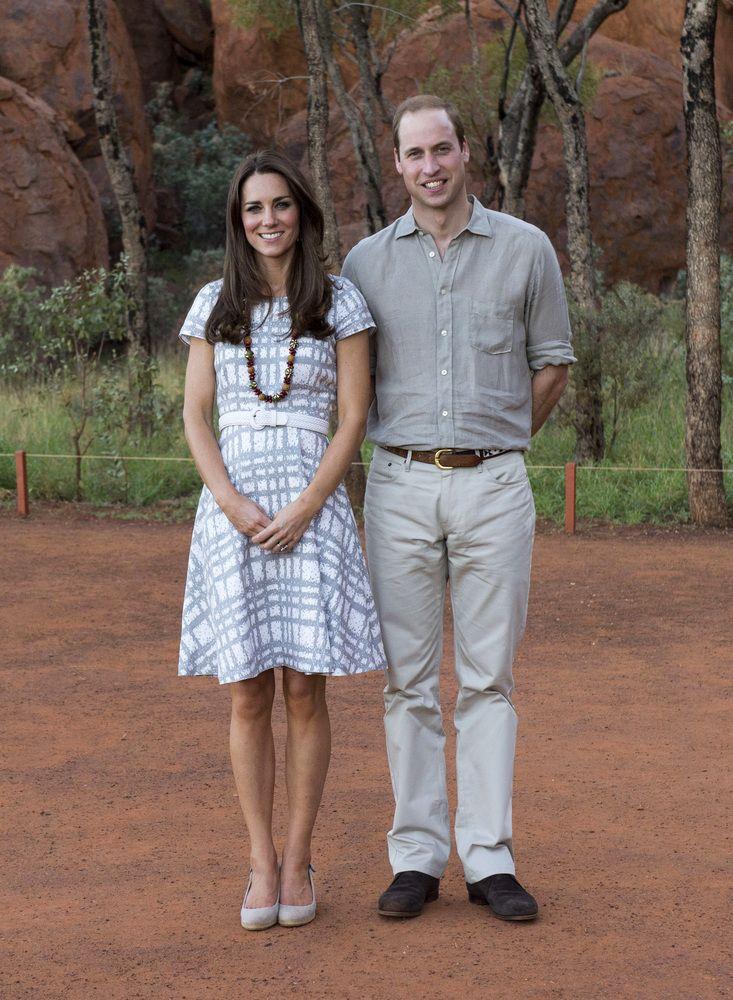 Kate Middleton: todos los vestidos de su viaje por Australia (FOTOS)