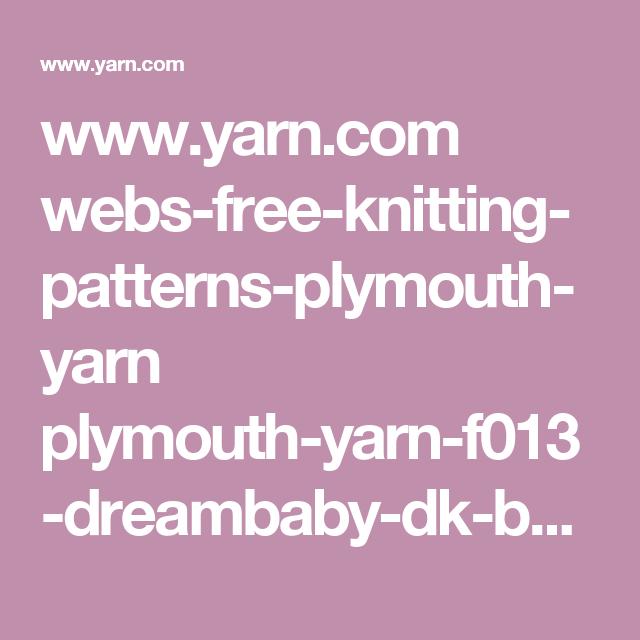 Yarn Webs Free Knitting Patterns Plymouth Yarn Plymouth Yarn