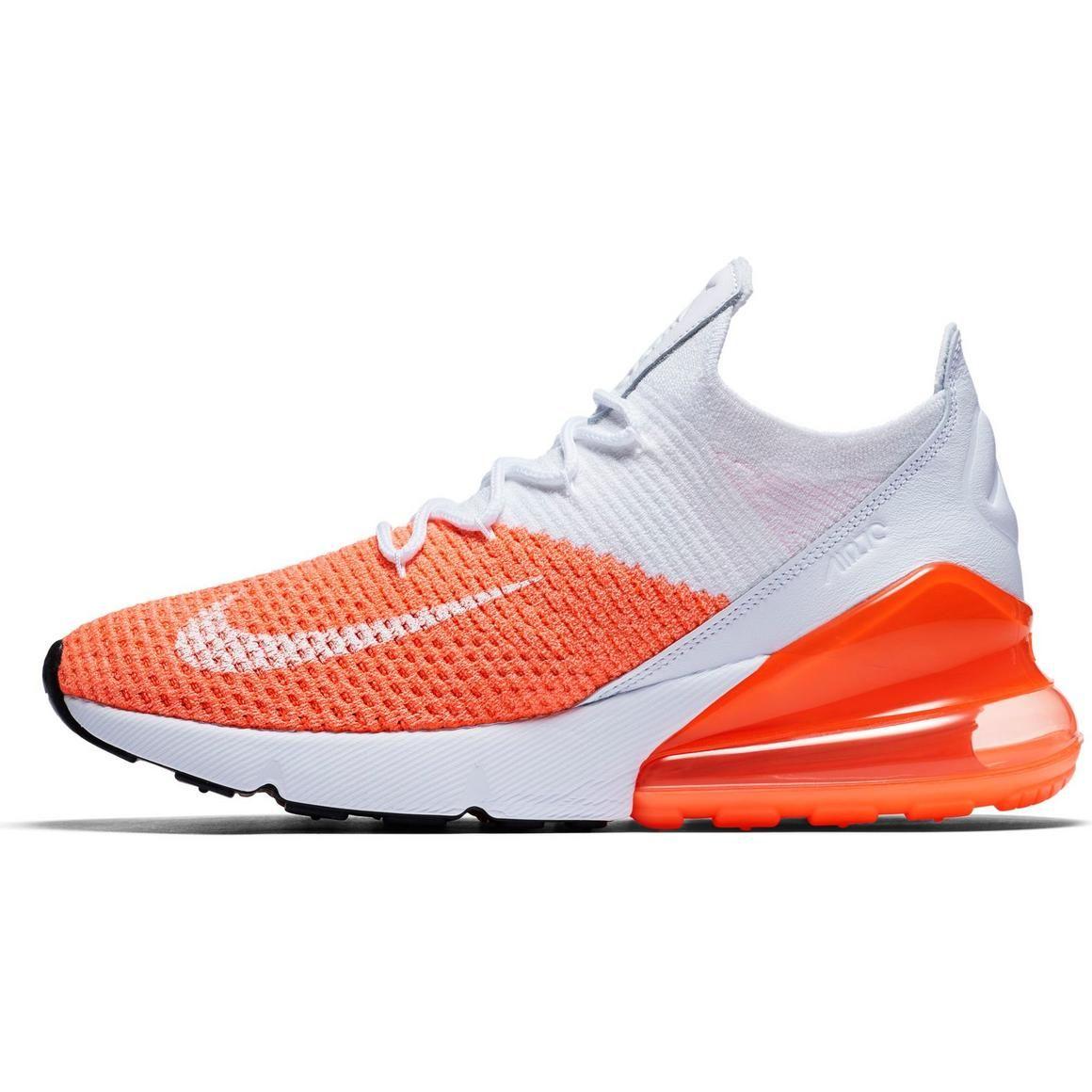 "Nike Air Max 270 Flyknit ""Crimson Pulse"" Women's Shoe"