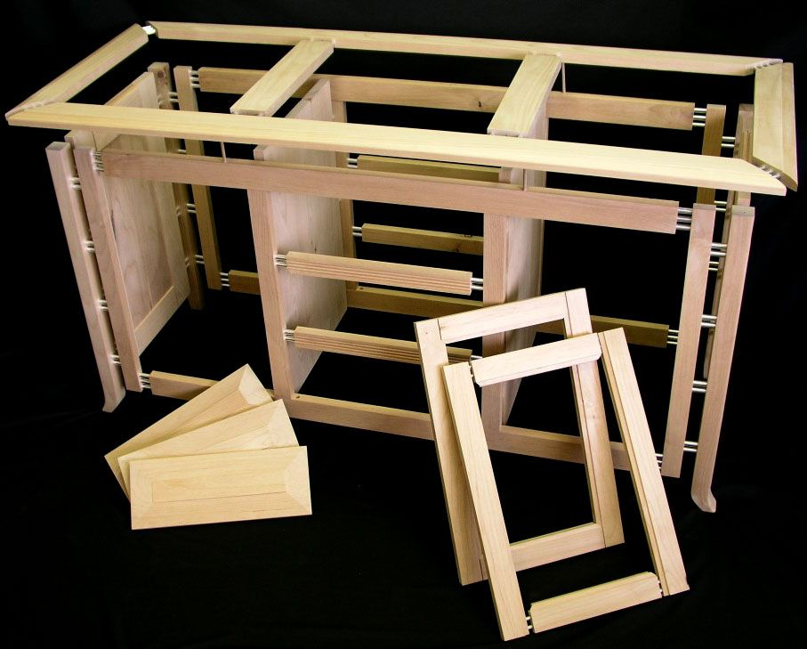 diy building cabinets | Building Kitchen Cabinets : Diy Lessons-cut ...