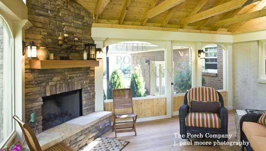 Screen Porch Design Ideas For Your Porchu0027s Exterior