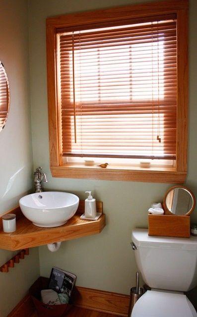 corner bowl sink by joann