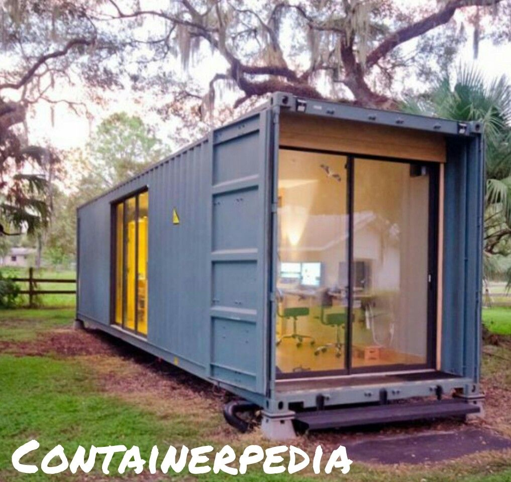 Haus Container Shipping Container House Shipping Container Houses In 2019 Tiny
