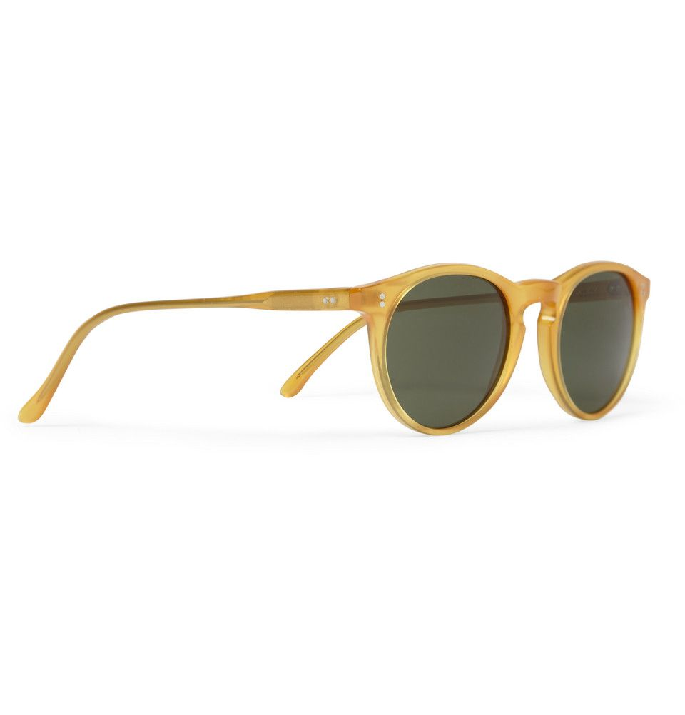 9e37cc8fe0bb OLIVER SPENCER SID ROUND-FRAME ACETATE SUNGLASSES | PRODUCTS I LUV ...