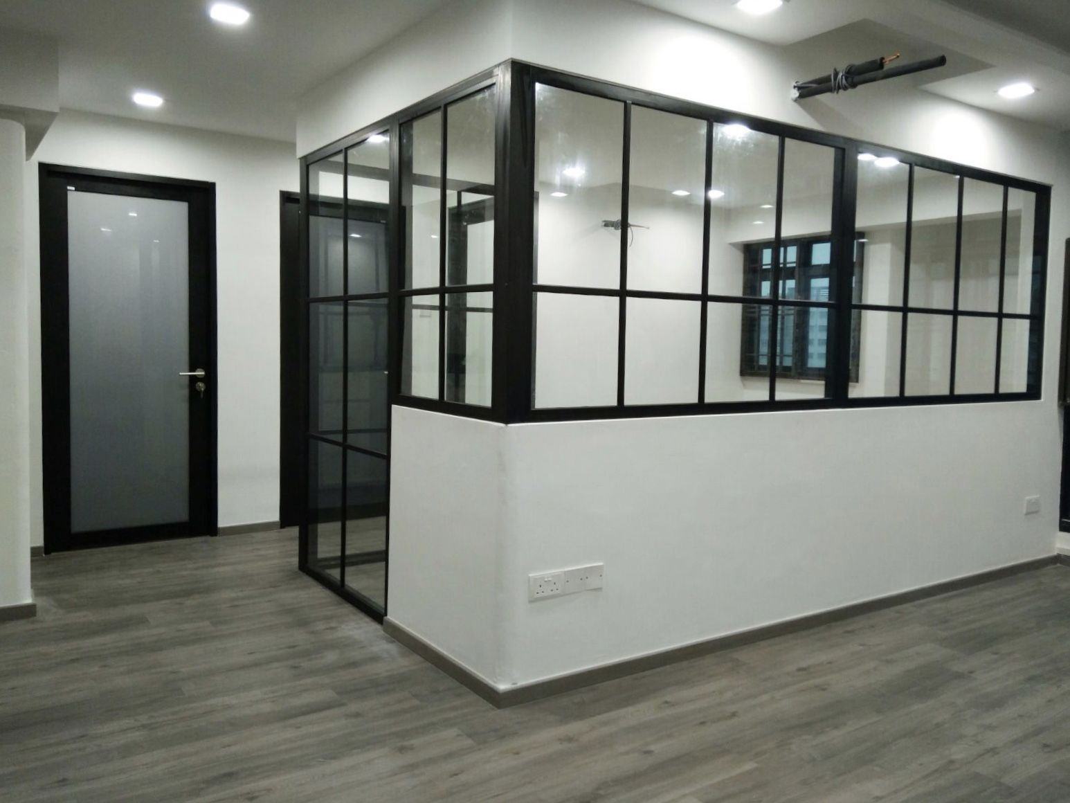 Our movi sliding room dividers series allow you to partition space