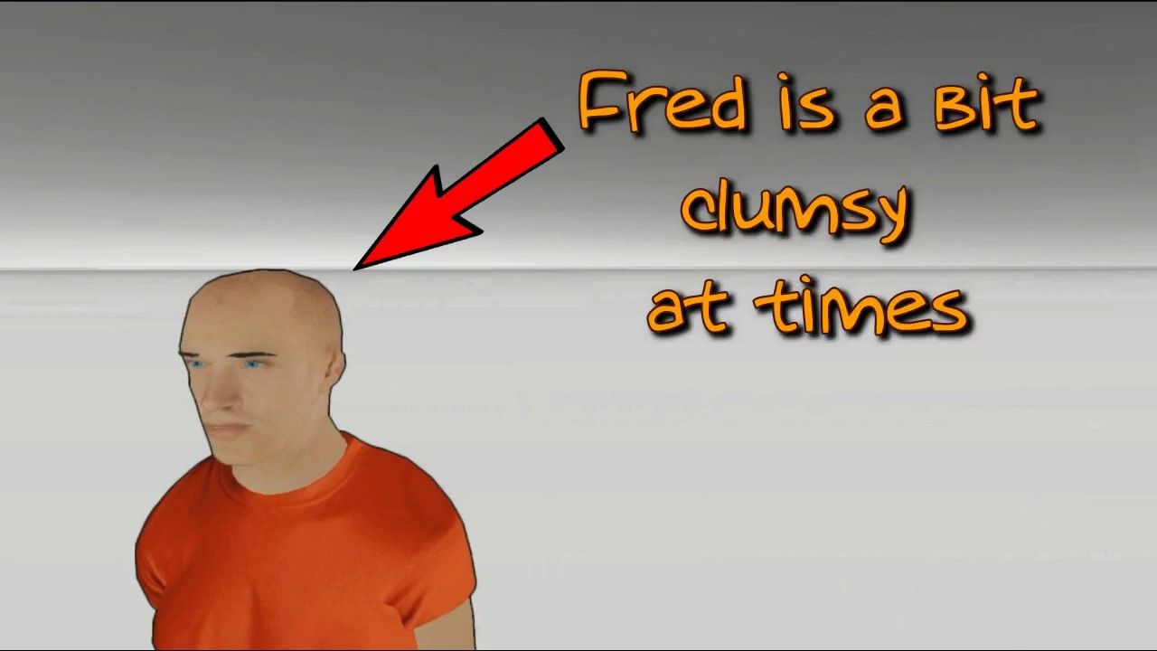 Clumsy by BeshevGames on Clumsy Fred ragdoll game Fred