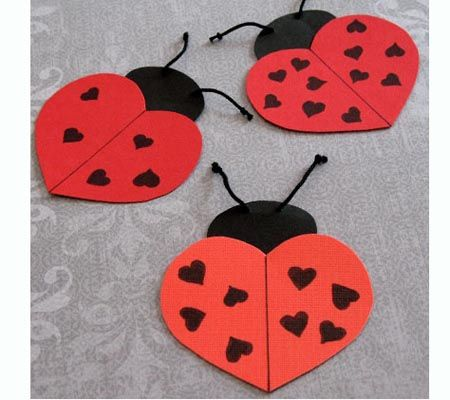 17 Best images about Valentines day cards crafts – Valentines Day Cards Craft