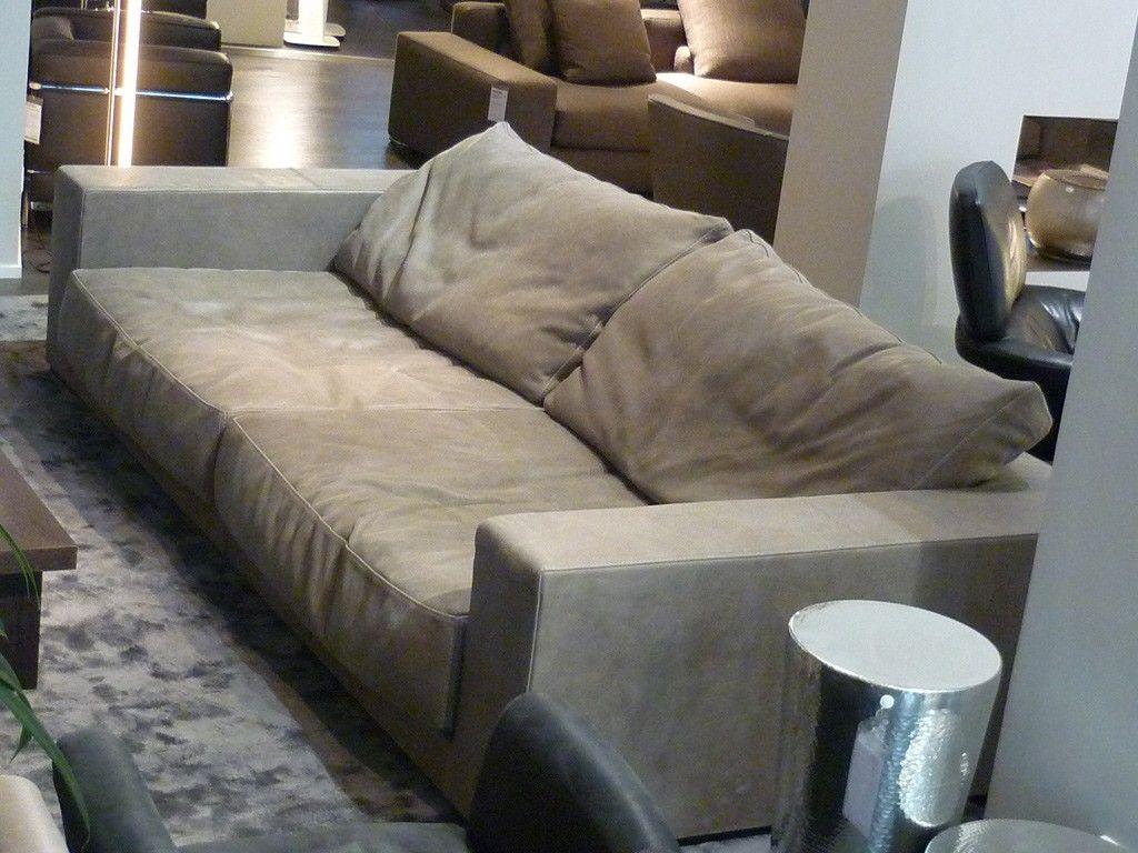 Sofa Baxter // Budapest Sofa 300x140cm In Grau Von Paola Navone | Design  Bestseller