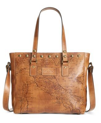 Patricia Nash Gava Tote  199.00 Perfect for travel (or for a travel  aficionado) e10491440e731